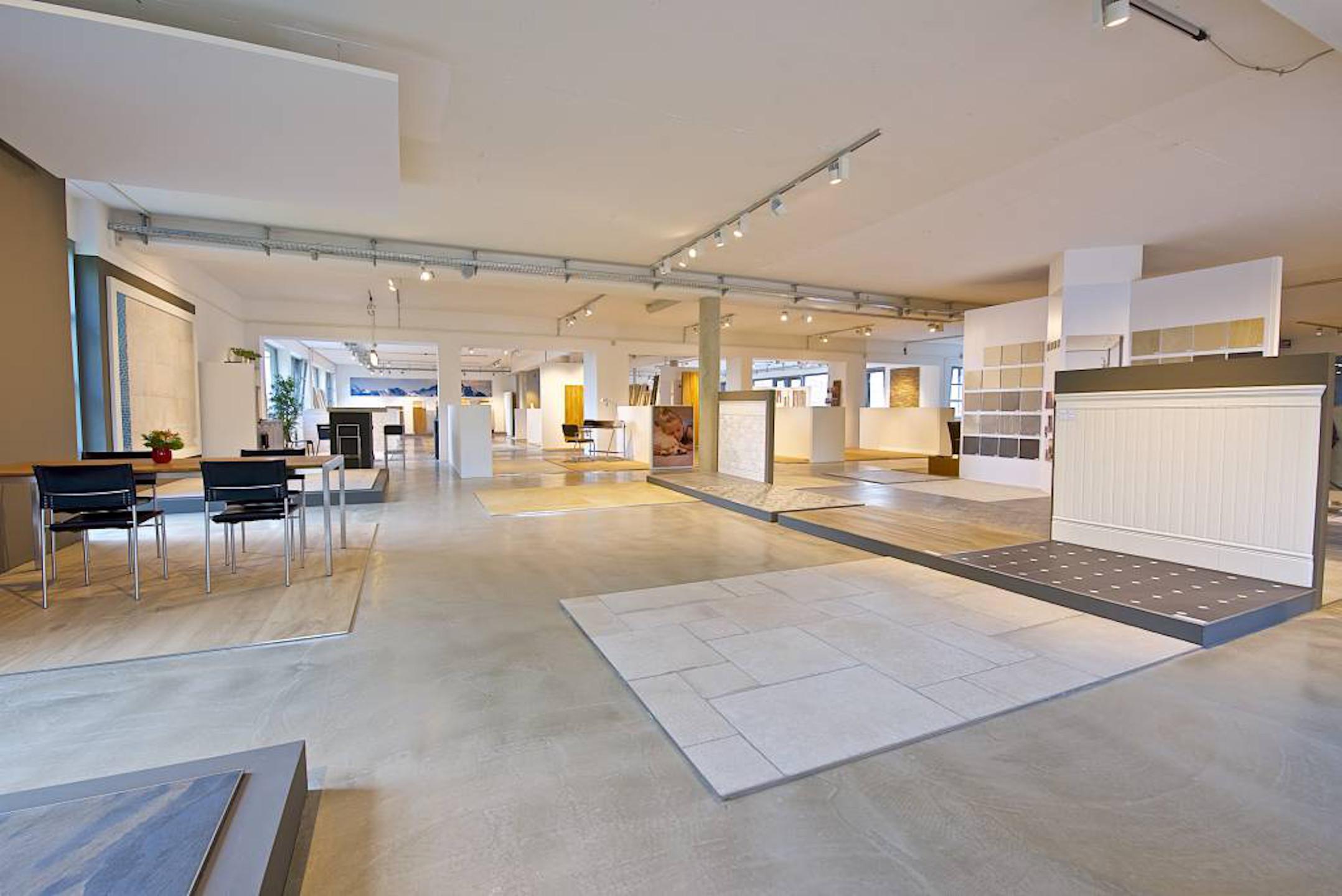 Unsere neu gestaltete Ausstellung